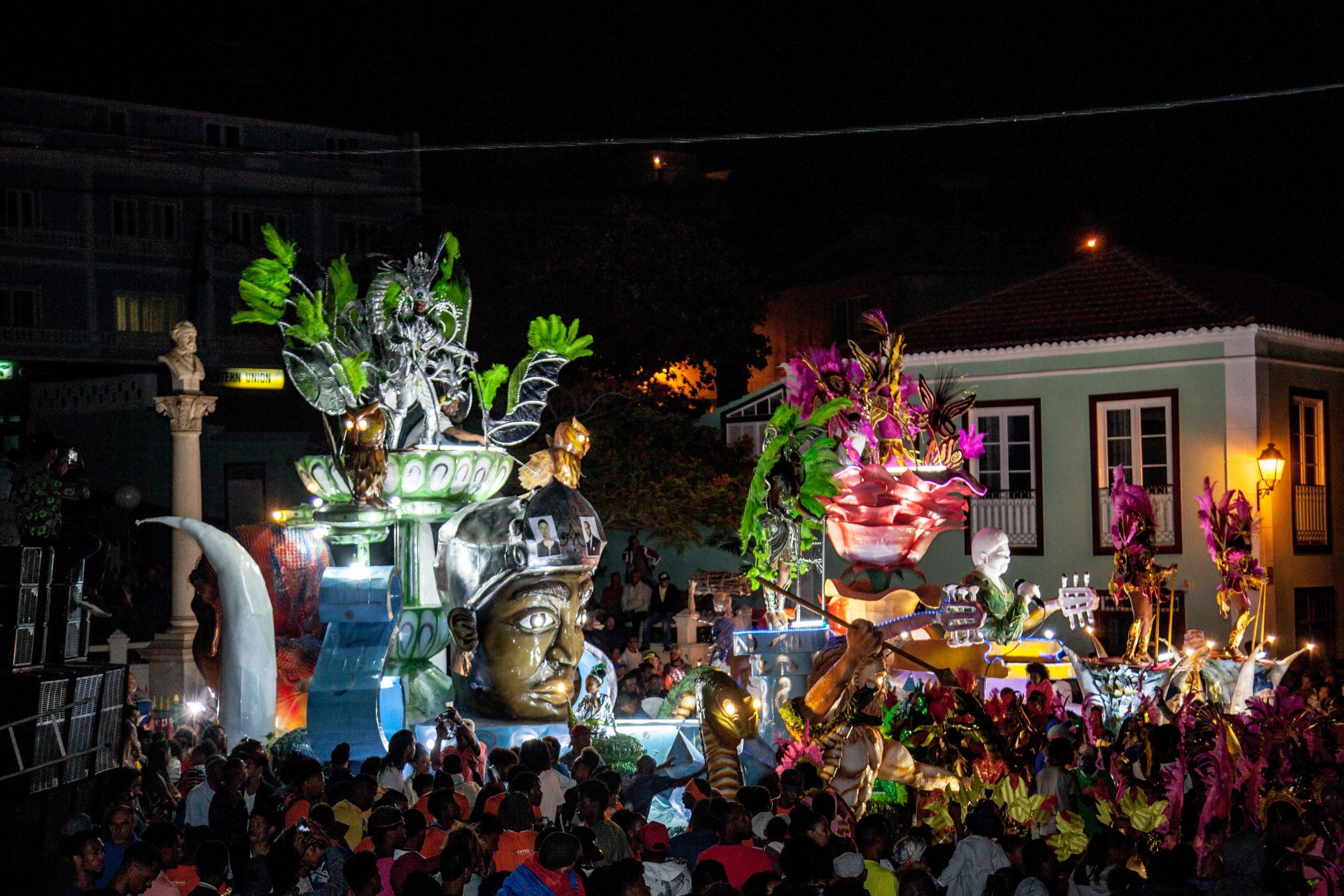 carnaval saniclau